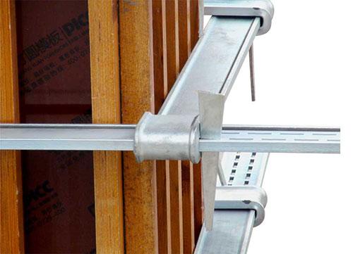 方柱可調式加固件