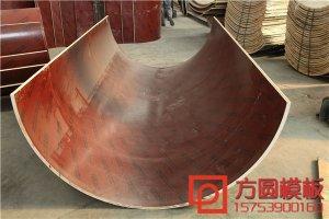 圆柱模板选材工艺对使用次数和成型的影响
