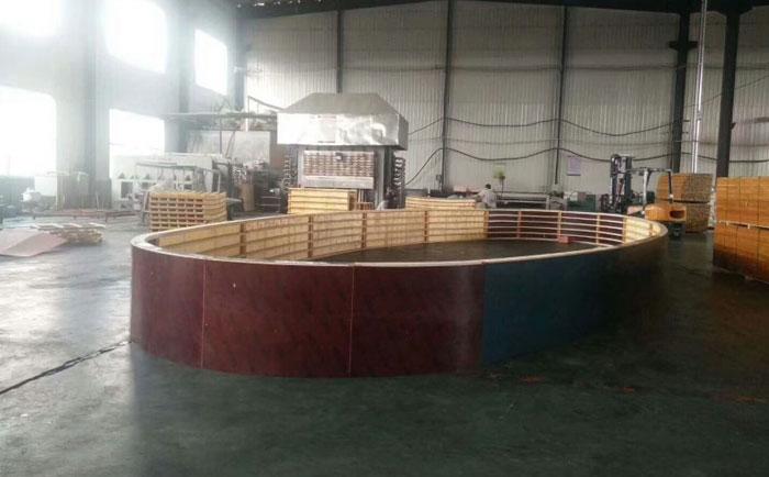 异形建筑模板用什么异形模板 木制异形模板选方圆的原因有哪些