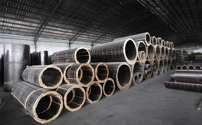 木质圆柱子定型模板的4大优势 为什么木制圆柱子定型模板