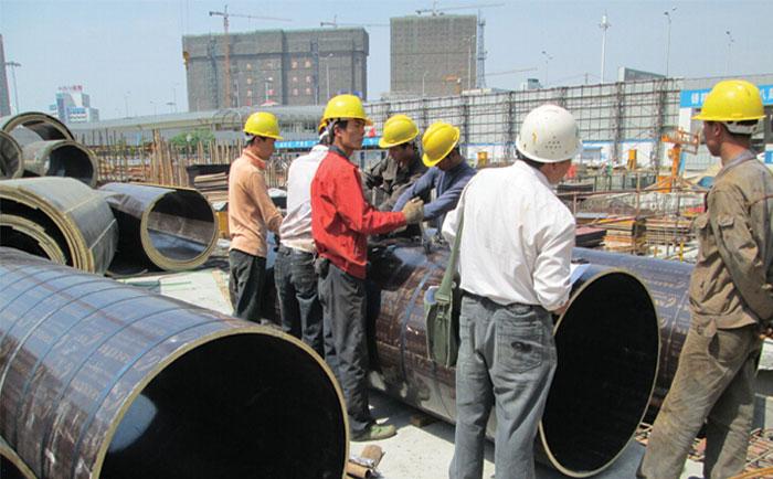 1.5米直径圆柱模板重量及木制圆模板价格的计算