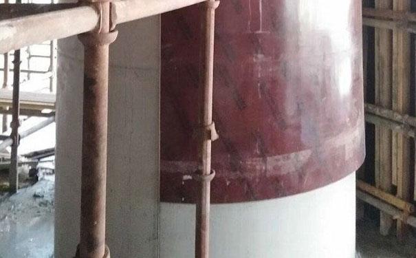 木质圆柱模板价格及直径2米圆柱混凝土模板计算