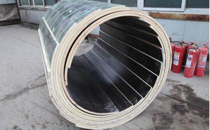 圆柱子模板能用水管吗 租赁站有圆柱体模板吗