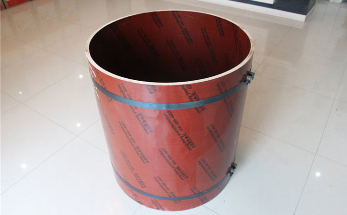 直径600圆柱木模板多少钱 600直径的木制圆柱模板重量及厚度