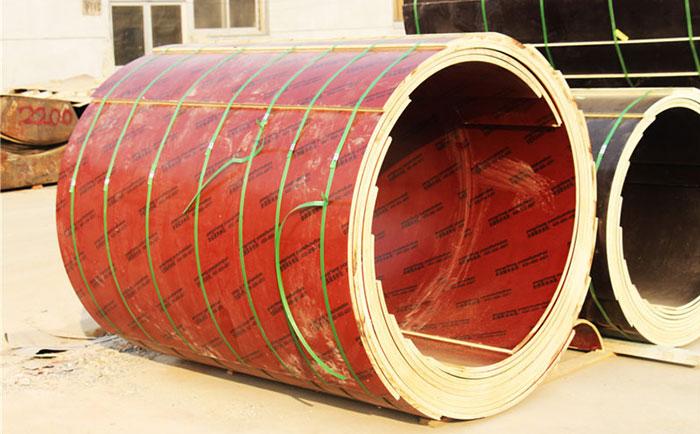 桦杨木等木材圆柱模板判断质量好坏的3大方法 蒸煮法上榜