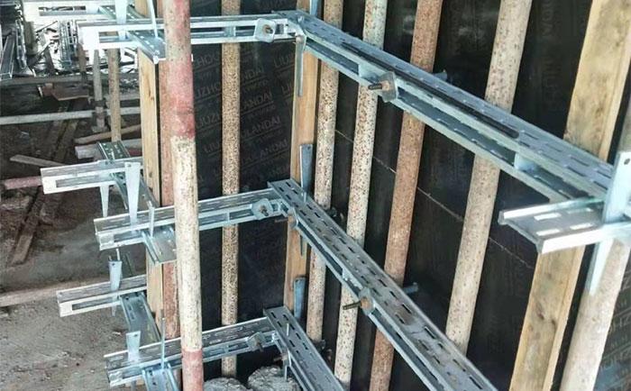 新型剪力墙支撑体系为何受到施工单位青睐 价格是多少