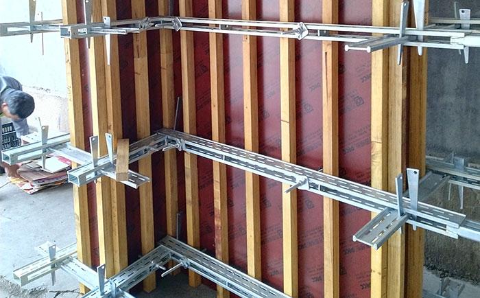 方圆新型剪力墙加固件厂家一对一定制 可租赁/可销售
