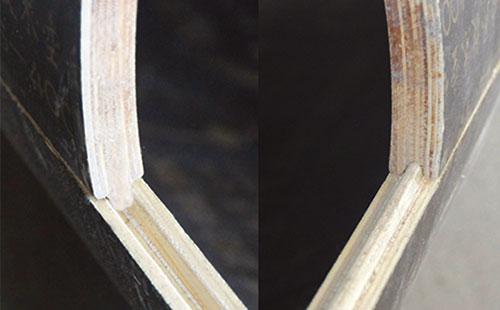 木制圆柱模板厂家生产的圆柱木模板的优点